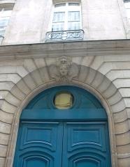 Immeuble - Français:   Paris - 18 rue Saint-Sauveur