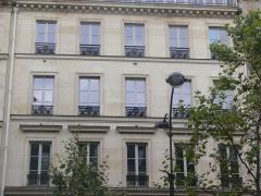 Immeuble - Français:   Immeuble (Inscrit)