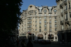 Hôtel Lutétia - English:  Hôtel Lutetia, Paris.