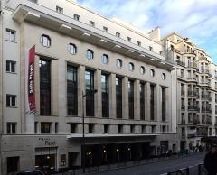 Salle de concerts dite Salle Pleyel - English: Salle Pleyel (Concert hall) , Paris (France)