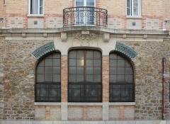 Palais de la Femme - Français:   Palais de la Femme, 94 rue de Charonne à Paris.