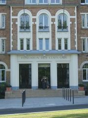 Cité internationale universitaire : Fondation des Etats-Unis - Français:   Fondation des États-Unis, Cité international universitaire de Paris, Paris, France