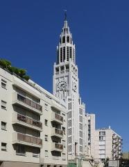 Eglise Saint-Jean-Bosco - English:   Saint-Jean-Bosco\'s church, in Paris (Paris XX, France)