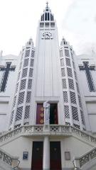 Eglise Saint-Jean-Bosco - Français:   Église Saint-Jean-Bosco (Inscrit) - n° 77,79 rue Alexandre-Dumas - Paris XX