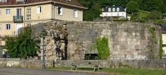 Anciennes fortifications - Français:   Anciennes fortification Tour d\'Harfleur  à Caudebec en Caux, Seine Maritime, France