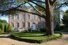 Ancien hôtel du Bailli de Caux - Français:   Ancien hotel du Bailli de Caux à Caudebec en Caux, Seine Maritime, France