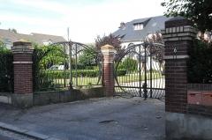 Ancien Hôtel des Ingénieurs des Tréfileries - Français:   Le Havre (Seine-Maritime, 76) Hôtel des Ingénieurs des Tréfileries, entrée rue Armand Agasse