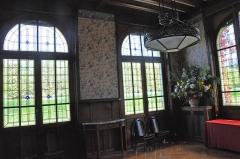 Ancien Hôtel des Ingénieurs des Tréfileries - Français:   Le Havre (Seine-Maritime, 76): pièce de l\'Hôtel des Ingénieurs des Tréfileries