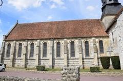 Eglise paroissiale Saint-Pierre -  Collégiale Saint-Pierre de Neuf-Marché