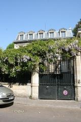 Hôtel particulier -  66 Rampe du Bouvreuil, Rouen
