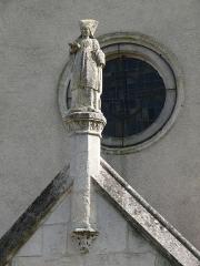 Eglise Saint-Pathus - English: Saint-Pathus' church of Saint-Pathus (Seine-et-Marne, Île-de-France, France).