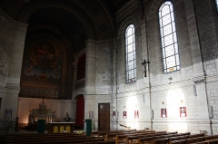 Hôpital Saint-Louis - English: Saint-Louis hospital's chapel located 4 Baronne-Gérard street in Saint-Germain-en-Laye, France.