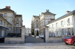 Hôtel des Postes -  Palais du roi de Rome à Rambouillet - Yvelines (France)