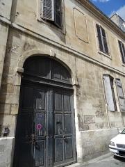 Immeuble - Français:   Immeuble 15 rue Yvers Niort