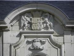 Hôtel de ville, ancienne abbaye Saint-Laon - Français:   Palais abbatial. Saint-Laon, Thouars (79).