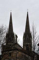 Eglise Saint-André -  Eglise Saint Andre à Niort