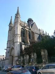Eglise Saint-Remi et couvent des Cordeliers - Français:   Amiens - Eglise Saint-Remi