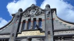 Bains-Douches - Français:   Bains-douches