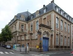 Ecole du Sacré-Coeur - English: Amiens, the school Sacré-Cœur