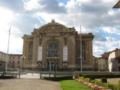 Théâtre municipal -  Théâtre municipal de Castres