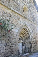 Ancien prieuré Sainte-Radegonde de Villevaleix - Français:   Ancien prieuré Sainte-Radegonde de Villevaleix, Sainte-Anne-Saint-Priest (Haute-Vienne, France).