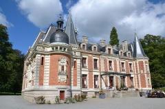 Domaine de Valmate - Français:   Château de Valmate: vue générale.