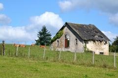 Domaine de Valmate - Français:   Château de Valmate: ancien bâtiment agricole.