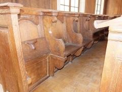 Ancien couvent de la Congrégation Notre-Dame, puis ancien tribunal - Français:   ancien couvent de la Congrégation Notre-Dame ancien Tribunal