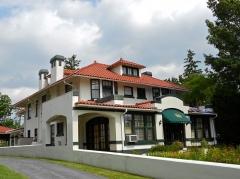 Ferme des Prés - English: Totten House. In Lancaster County just east of Lancaster City, Pennsylvania