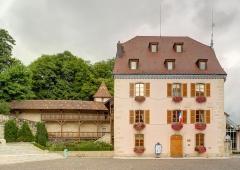 Maison Lourdel, actuel Hôtel de ville - French photographer