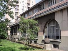 Groupe scolaire (école primaire de plein air et maternelle) - English: Pantin, groupe scolaire 30 Rue Méhul, PA93000005