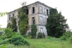Ancienne usine Coignet - English: François Coignet house in Saint-Denis, France