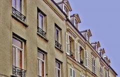 Ancien hôtel de la Capitainerie des Chasses - This building is inscrit au titre des monuments historiques de la France. It is indexed in the base Mérimée, a database of architectural heritage maintained by the French Ministry of Culture,under the reference PA94000003 .
