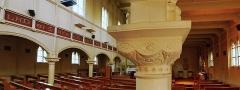 Eglise Notre-Dame de l'Assomption - English: Rungis, Val-de-Marne, France. Église Notre-Dame-de-l'Assomption.