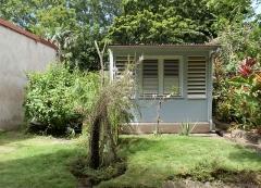 Ancienne caserne d'artillerie dite l'Arsenal - Français:   L\'Arsenal, ancienne caserne militaire, 7 rue Rémi Nainsouta (Classé, 2007)