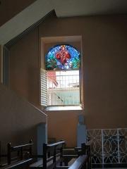 Eglise Notre-Dame du Mont-Carmel - Français:   Église Notre-Dame-du-Mont-Carmel, Allée du Mont-Carmel (Inscrit, 2006)