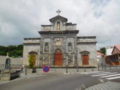 Eglise Notre-Dame du Mont-Carmel - Français:   Église Notre-Dame-du-Mont-Carmel