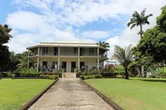 Habitation Routa - Français:   Habitation Routa, Lamentin, Guadeloupe