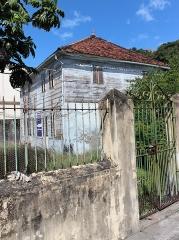 Maison Taïlamé - Français:   Maison Taïlamé, au Carbet (Martinique), inscrite au titre des monuments historiques (réf. PA97200008)