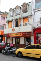Immeuble, boulangerie SURENA - Français:   Boulangerie SURENA