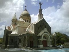 Eglise Sacré-Coeur de Balata -  Sacré Coeur Montmartre - Fort de France - quartier de Balata,