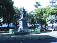 Statue de François Mahé de La Bourdonnais - Français:   Labourdonnais