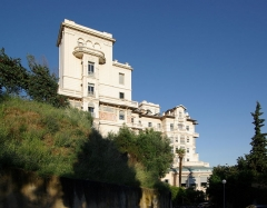 Ancien hôtel Riviera Palace - Deutsch: Frankreich, Menton, Riviera Palace