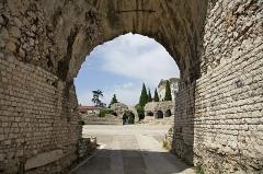 Arènes de Cimiez -  Amphitheatre de Nice