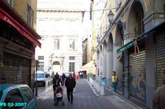 Bourse du Travail -  Place Saint-François