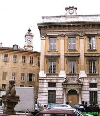 Bourse du Travail -  Ancien Hôtel de Ville de Nice