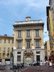 Bourse du Travail -  Place St François, Nice, Provence-Alpes-Côte d'Azur, France