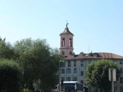 Caserne Rusca -  Cathédrale Sainte-Réparate de Nice