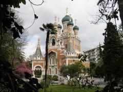 Cathédrale orthodoxe Saint-Nicolas et chapelle du tsarévitch Nicolas Alexandrovitch -  Cathedrale Russe