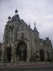 Eglise -  Arcis-sur-Aube